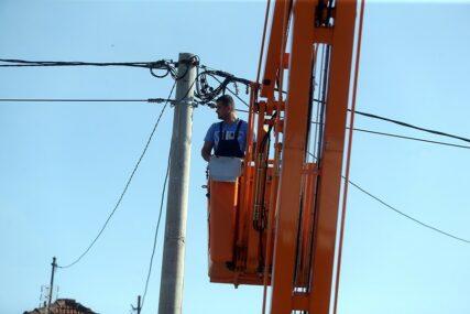 Planirano isključenje struje u šest naselja