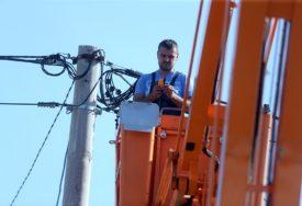Radovi na mreži ostavljaju BEZ STRUJE stanovnike  devet ulica