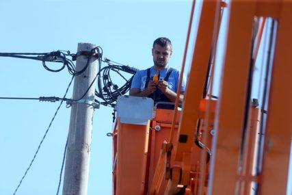 MIRNIJI DAN Zbog radova na mreži bez struje stanovnici JEDNE ULICE
