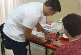 ZBOG AKTUELNE EPIDEMIOLOŠKE SITUACIJE Obustavljeni besplatni prventivni pregledi u Banjaluci