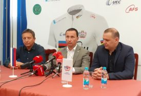 PROMOCIJA JUGA SRPSKE Trebinje domaćin naboljim biciklistima Balkana