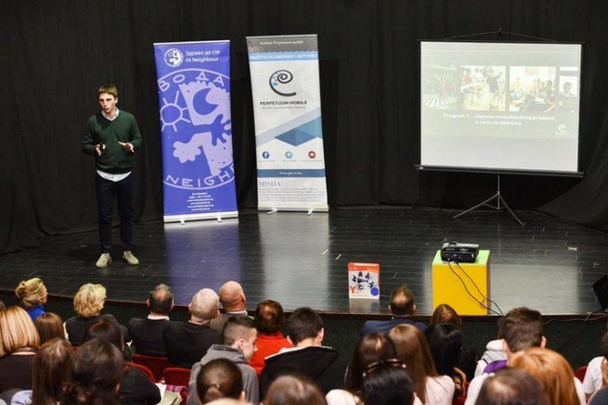 """Program """"Banjaluka ljudskog lica"""": U fokusu mladi i osobe sa poteškoćama u razvoju"""