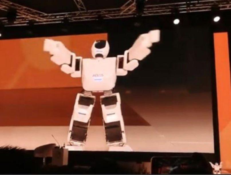 """OPA! Ovo je užičko kolo na """"robotski"""" način (VIDEO)"""