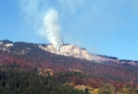 GORI ROMANIJA Potreban helikopter u borbi protiv vatrene stihije