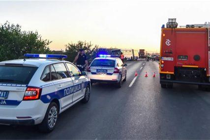 SAOBRAĆAJKA NA ISTOM MJESTU Još jedna nesreća u blizini sela Vrelo, vozač sletio sa puta