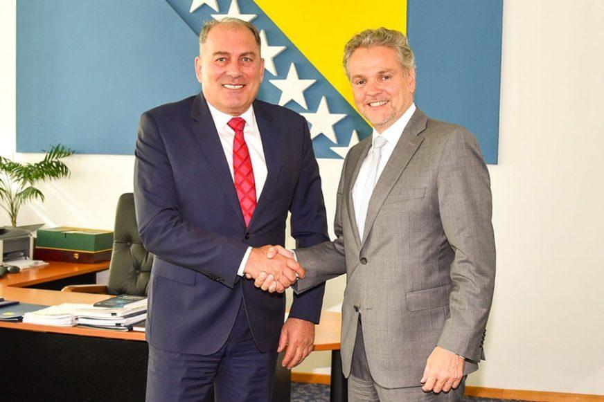 Foto: Ministarstvo bezbjednosti BiH/RAS Srbija
