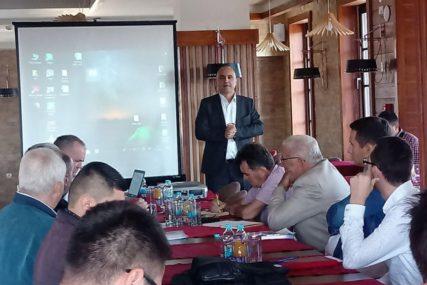 PODRŠKA POSLOVANJU Radionica o biznis planovima u poljoprivredi na Sarajevsko-romanijskoj regiji