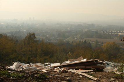 Posljedice odgađanja usvajanja budžeta: Prolazi proljeće bez akcije čišćenja grada