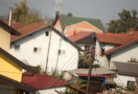 Dvanaest ulica bez struje zbog radova na mreži, a jedna BEZ VODE