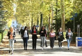 SARADNJA SA UNIVERZITETOM Na praksu u Gradsku upravu dolaziće 21 student