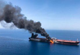 NESREĆA NA PUČINI Dvije osobe poginule u eksploziji na tankeru u Rusiji
