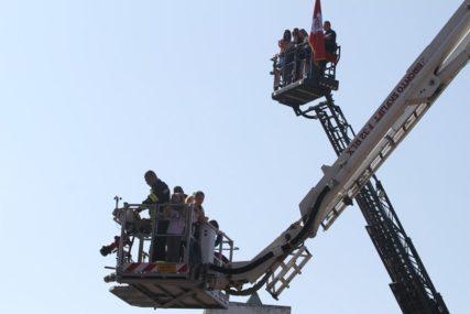 SPREMNOST I OPREMLJENOST Vatrogasci sutra izvode pokaznu vježbu, pozvali građane Banjaluke da prisustvuju