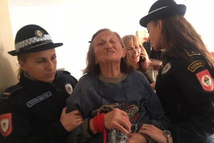EPILOG DRAME U BANJALUCI Starica i njena kćerka OSTALE BEZ DOMA na osnovu dokumentacije BEZ PEČATA