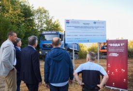 """PROJEKAT """"VODA I"""" Počinje gradnja vodovodne mreže u Česmi"""