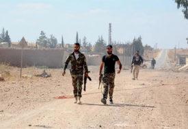 Humanitarna grupa: Sjever Sirije napustilo 210.000 ljudi