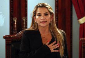 ODUSTALA OD PUTOVANJA Predsjednica Bolivije dobila PRIJETNJE OPASNE PO ŽIVOT