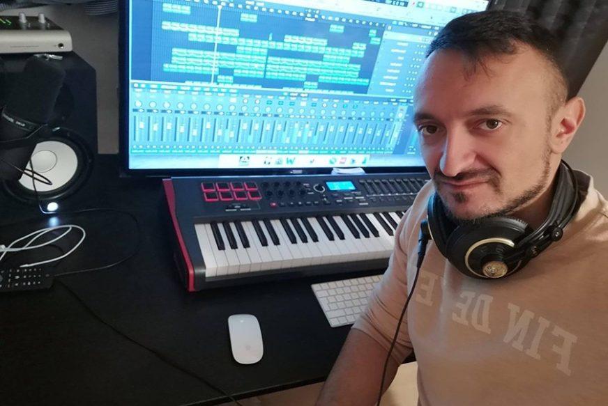 """SPOT SNIMIO U SARAJEVU Reper Admališ predstavio pjesmu """"Znam"""" (VIDEO)"""