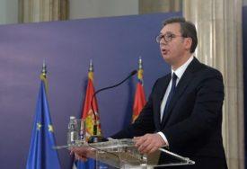 Vučić: Naš posao je da sarađujemo sa Hrvatskom, koji god kandidat pobijedi