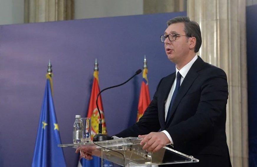 IZ REDOVA SNS Krivična prijava protiv Vučića i njegovog brata