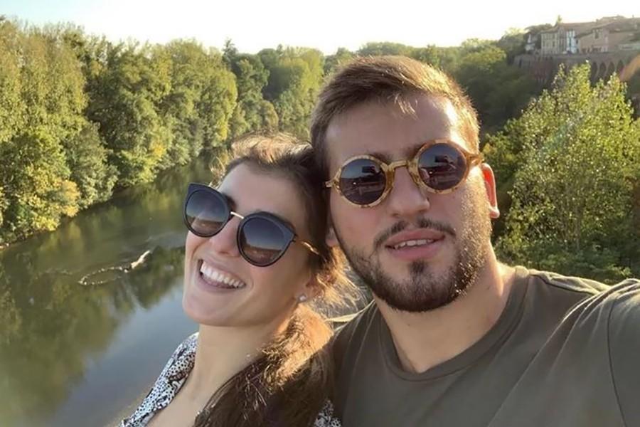 NEMA VIŠE SKRIVANJA Ana Dabović u vezi sa PET GODINA MLAĐIM vaterpolistom