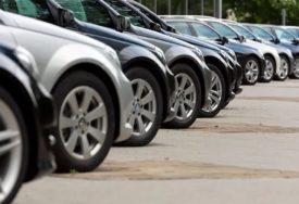 OVO JE GODINA ZA ZABORAV Zabilježen pad prodaje automobila najveći od 2008.
