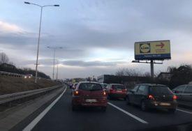 Ako budete pratili signalizaciju na OVOM autoputu može SVAŠTA DA VAM SE DESI (FOTO)