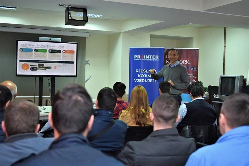 PROINTER I CISCO DAN Predstavljena NAJSAVREMENIJA mrežna rješenja (FOTO)