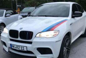 LOPOVI PREVARILI SISTEM KOJI NE KORISTI KLJUČ Policija širom Evrope traži luksuzni BMW (FOTO)