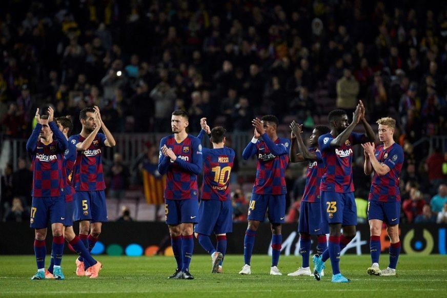 LIGA ŠAMPIONA Barselona u nokaut fazi