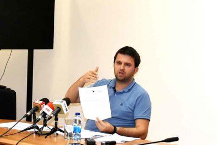 ŠTRAJKUJU OD APRILA Predsjednik Skupštine Brčko distrikta pozvao advokate da se VRATE SVOM POSLU