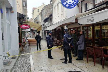 NAKON PUCNJAVE NA BAŠČARŠIJI Priveden osumnjičeni za pokušaj ubistva Melise (42)