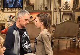"""""""JOŠ JEDNOM ME UZMI U USTA"""" Milijana zaprijetila Milojku, a onda uslijedio ŠAMAR"""