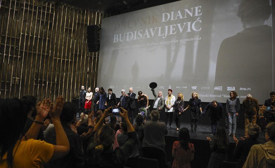 """FILM DOBIO SAGLASNOST NADLEŽNIH """"Dnevnik Diane Budisavljević"""" u školski program u Hrvatskoj"""
