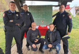 TAKMIČENJE U GAĐANJU PIŠTOLJEM Ekipa PU Doboj osvojila prvo mjestu na Danu OS BiH