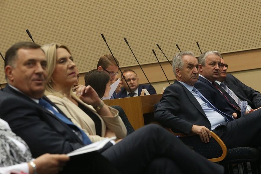 Cvijanović: Opozicija snosi odgovornost za svoju politiku