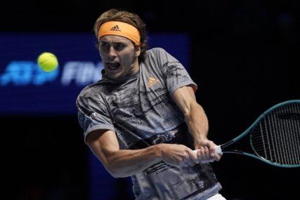 CICIPAS DOBIO PROTIVNIKA Tim pobijedio Zvereva i plasirao se u finale Mastersa u Londonu