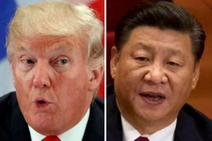 REAKCIJE NA TRAMPOVU ODLUKU Kina SNAŽNO PROTESTUJE protiv američkog zakona o Hongkongu