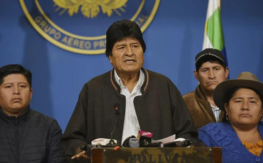 KRIZA U BOLIVIJI Evo Morales optužen za pobunu i terorizam, prijeti mu 20 GODINA ROBIJE (VIDEO)