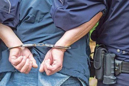IZBJEGAVAO PRITVOR Banjalučanin uhapšen po potjernici