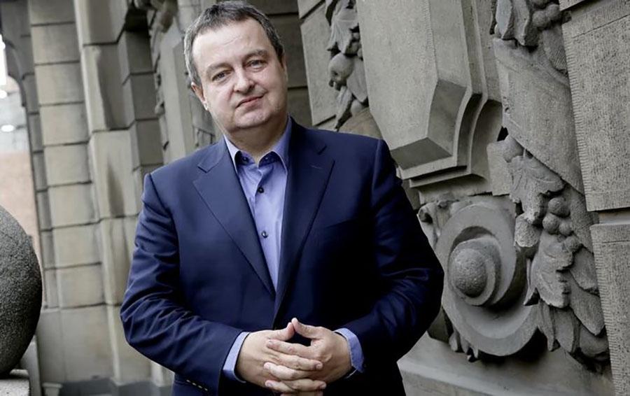 APSOLUTNO NEPRIHVATLJIVO PONAŠANJE Dačić: Srbija ima odgovor na lobiranje Prištine