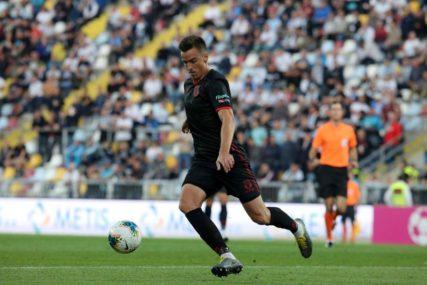 Jovičić: Sa Goricom želim u Evropu