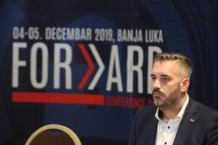 "DIGITALNA TRANSFORMACIJA DRUŠTVA ""Forward"" konferencija 4. i 5. decembra u Banjaluci (FOTO)"