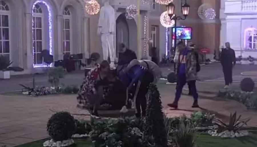 DRAMA U ZADRUZI Miljana pesnicom udarila Zolu, zadrugari U PANICI, Marija BIJESNA (VIDEO)