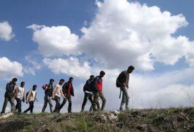 ILEGALNO IMPROVIZOVAN SMJEŠTAJ Policija uklanja migrantsko naselje, vlast POD PRITISKOM