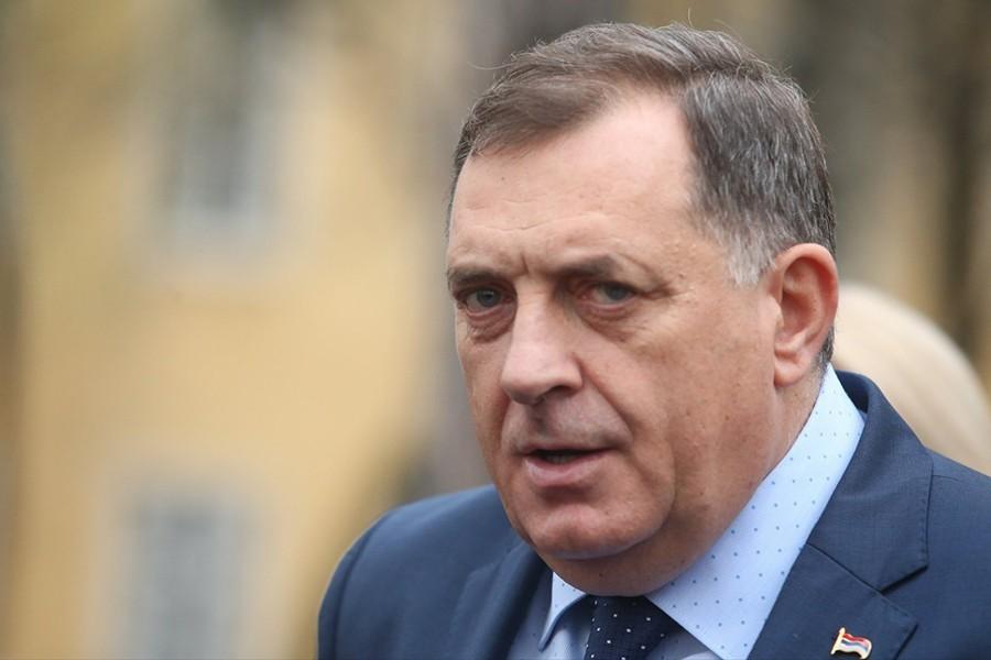 REAGOVANJE NA OPTUŽBE Dodik: Srbi nisu rasisti i diskriminatori