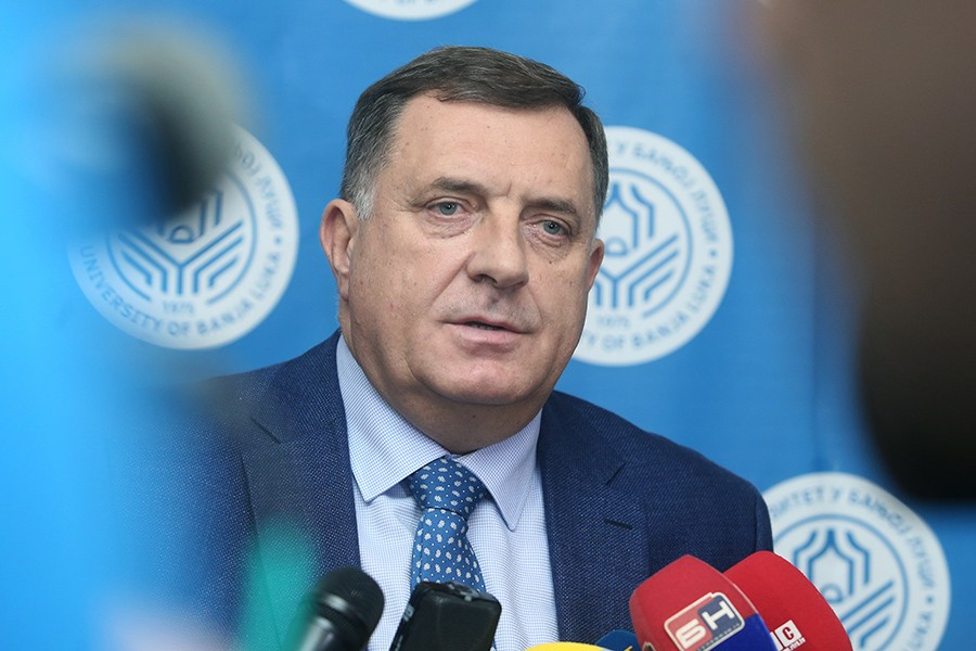 BORBA ZA BEZBJEDAN ŽIVOT Dodik: U Istočnom Sarajevu se lome sudbina i trajnost Srpske