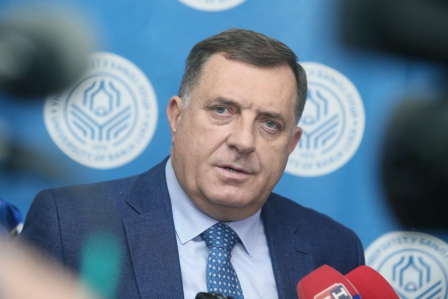 Dodik: MUP je jedan od stubova opstanka Srpske