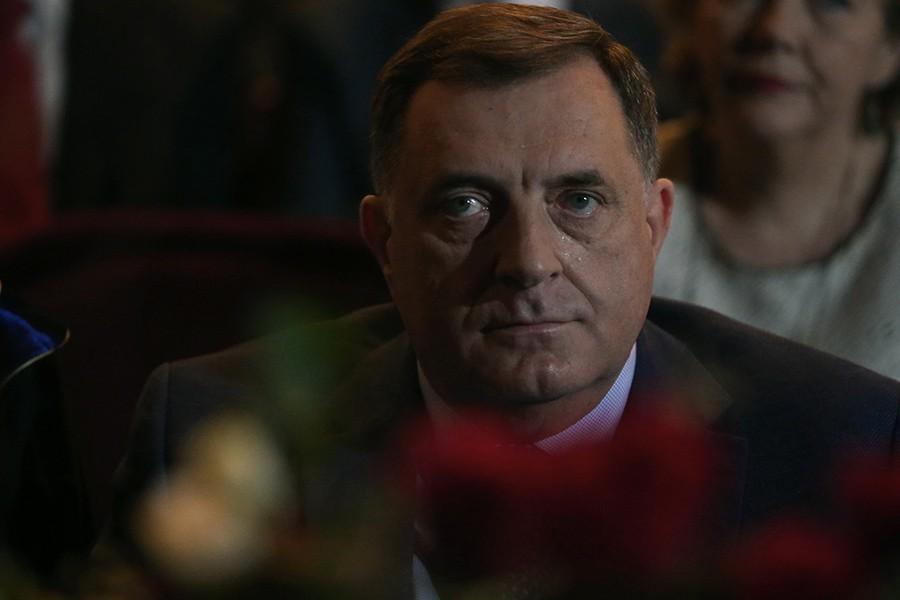 ČAST JE SJEDITI PORED PUTINA Dodik: Ponos je predstavljati postojanje Srpske u Moskvi