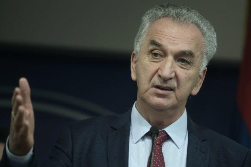 """""""DODIK ŽELI DA VODI SDS"""" Šarović ističe da će samo ODANI imati njegovu PODRŠKU"""