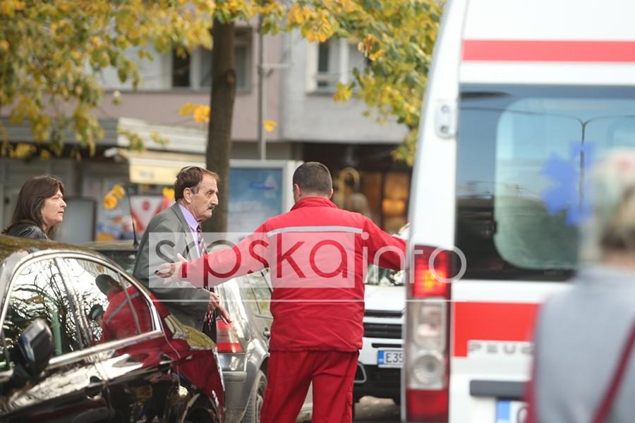 OZBILJAN EPILOG INCIDENTA Profesora koji je PSOVAO dok je Dodik govorio ODVEZLA HITNA (FOTO)